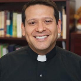 Fr. Dempsey Rosales-Acosta