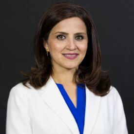 Dr. Elham Mousavidin Associate Professor of Management; Chair, Management & Marketing