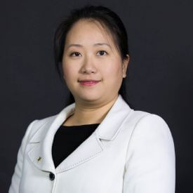 Dr. Yiying Cheng Assistant Professor of Finance