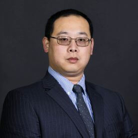 Dr. Yao-Yuan Yeh Assistant Professor Interim Chair of Department of International Studies, Modern Languages and Political Science