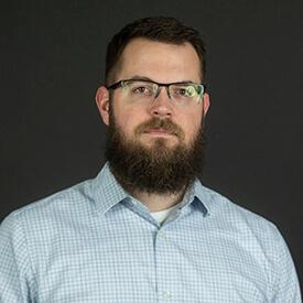 Dr. Matthew Zelisko, Assistant Professor