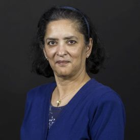 Dr. Vinita Ramaswamy Associate Dean of Undergraduate Programs; Tenured Professor of Accounting