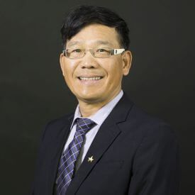 Dr. Joe Ueng Interim Dean, Cameron School Of Business