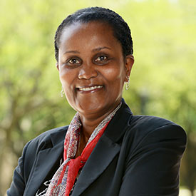 . Anne Gichuri-Echessa Assistant Professor and Director of Research in the School of Education and Human Services.