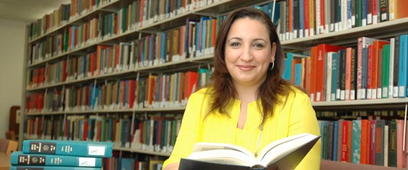 Lebanese Mother Finds Future in Finance