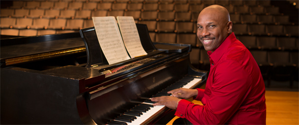 Solomon Featured as African American Composer