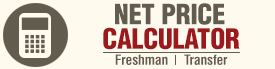 Freshman Transfer Student Net Price Calculators