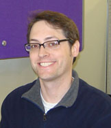 Nick Kowalski, Collection Development Librarian