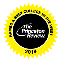 The Princeton Review 2014 West logo