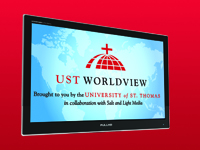 University of St. Thomas Houston Launches Catholic TV programming