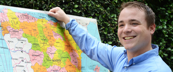 Exploration Drives MLA Student�s International Studies