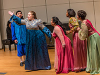 Opera Workshop. Photo Credit: Josh Goldson