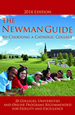 Image: The Newman Guide to Choosing a Catholic College