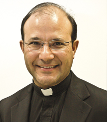 Rev. Michael Buentello, CSB