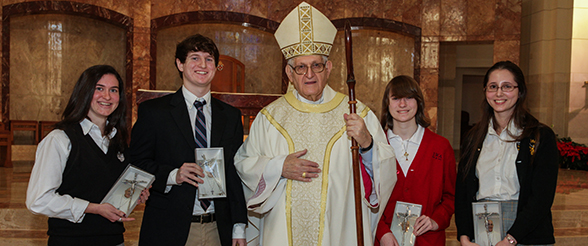 Catholic Students Write on John Paul II in Essay Contest