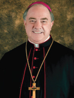 Bishop William Michael Mulvey