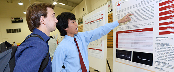 2014 Research Symposium Inspired by Active Learning