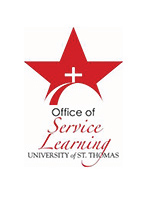 UST Service-Learning Logo