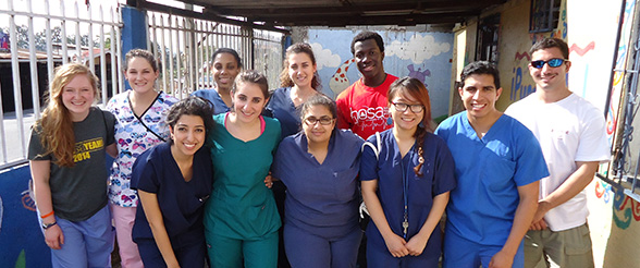 Students Make a Difference with Costa Rican Mission