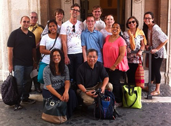 Rome Summer Course Stirs Students� Perspectives