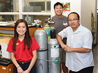 Jennifer Hoang, Mitchell Nguyen and Elmer Ledesma Biomass Research