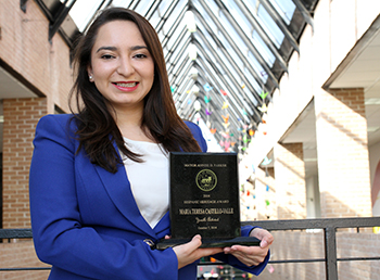 Alumna Named Hispanic Heritage Award Winner