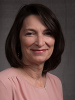 Vickie Alleman, Vice President for Marketing Communications and Enrollment Management