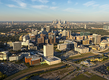 UST Joins Texas Medical Center as 55th Member