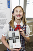 Essay Contest 4th Grade Winner Lynley Pace of St. Laurence Catholic School
