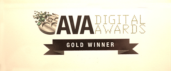 MarCom, Creative Services Win Digital Excellence Awards