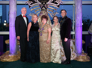 65th Mardi Gras Gala Raises $1.1 Million