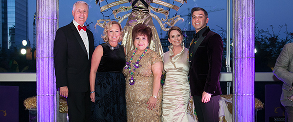 65th Mardi Gras Gala Draws Record-Breaking Crowd