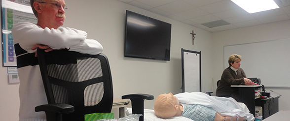 Boot Camps Train, Prepare Students for Nursing School