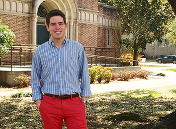 Alumnus� Preparation Leads to Law School Success