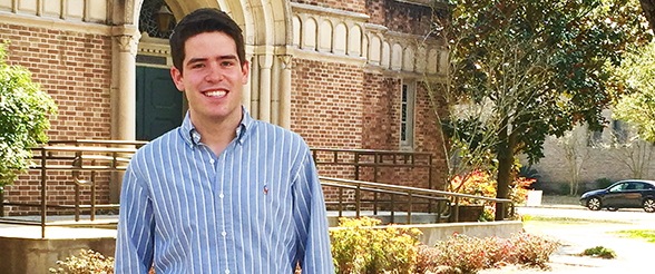 Alumnus' Preparation Leads to Law School Success