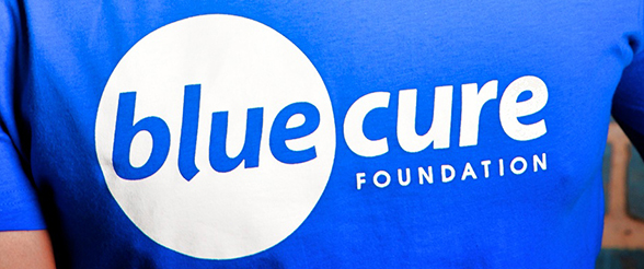 Alumni of the Year Award Goes to Blue Cure Founder