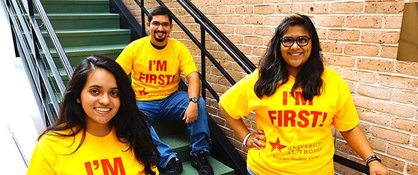 FirstGen Stduents Share College Experience