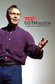 Carl Scott TEDx USTHouston Talk