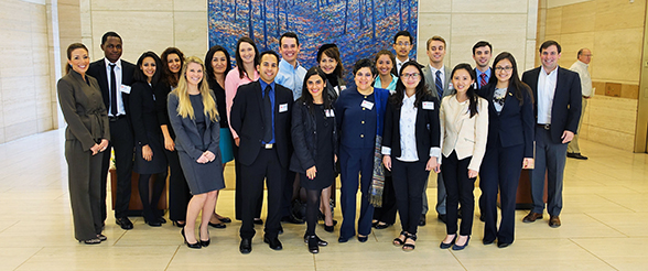 CSB Program Gives Students Insider View of Houston Businesses