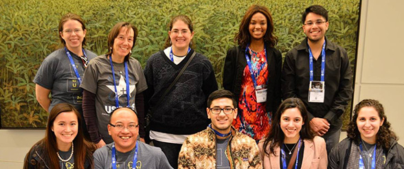 UST ACS Receives Two National Awards at Conference in Denver