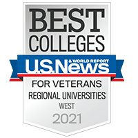 University of St. Thomas in Houston, Texas named one of the best colleges for military veterans in the western region.
