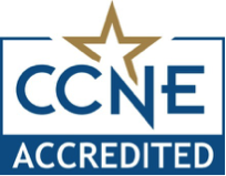 University of St. Thomas Nursing School in Houston, Texas is accredited by the CCNE.