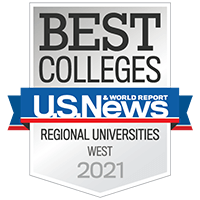 University of St. Thomas in Houston, Texas named one of the best western regional colleges by U.S. News and World Report
