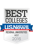 UST Named Among U.S. News & World Report Best College in the West