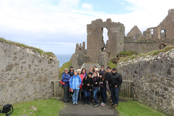 Study Abroad in Ireland and Northern Ireland 2