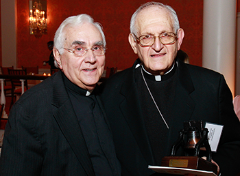Father Nesti Honored at 66th Mardi Gras Gala