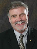 Gary McCormack, Vice President for Planning and Technology and Special Assistant to the President