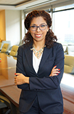 Mari Salazar, University of St. Thomas MBA alumna