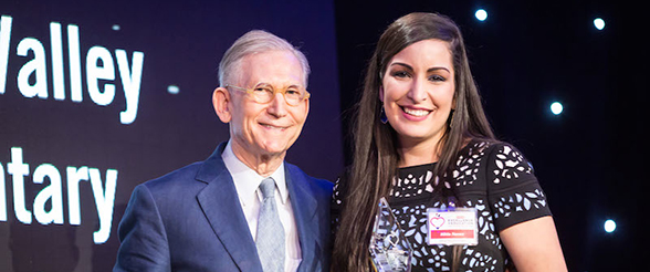 Education Alumna Named H-E-B Rising Star