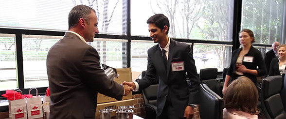 Cameron School of Business Case Competition Winners Selected